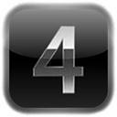 Иконка iOS 4