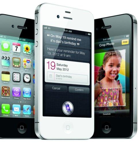 iPhone 4S с iOS 5