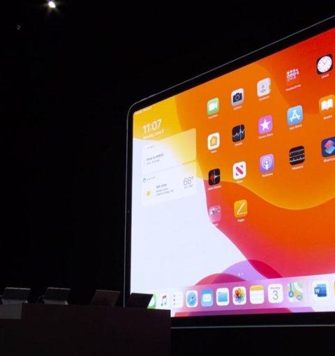Презентация iPadOS