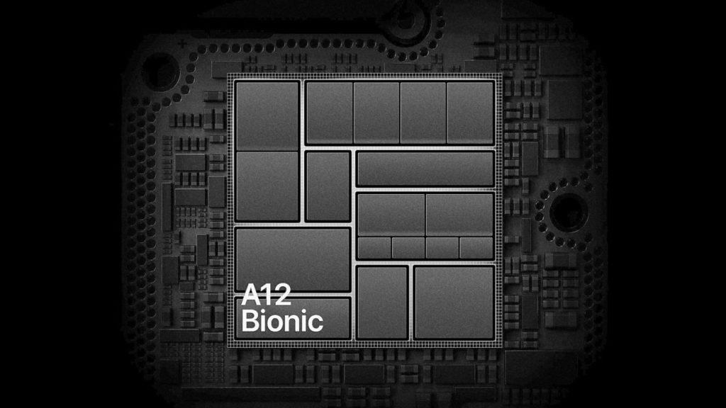 Процессор Apple A12
