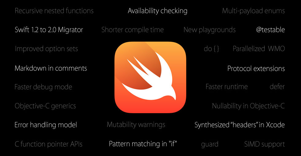 Презентация Apple Swift 2