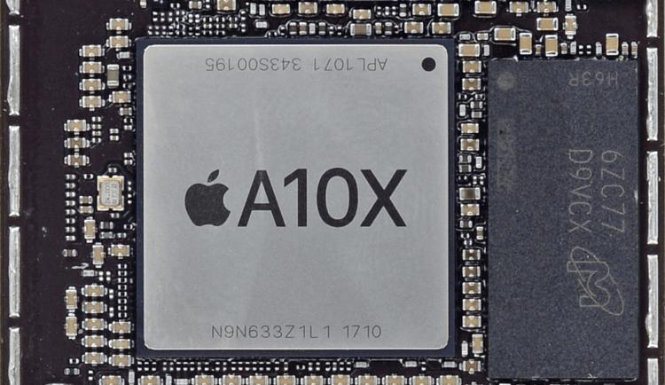Процессор Apple A10X