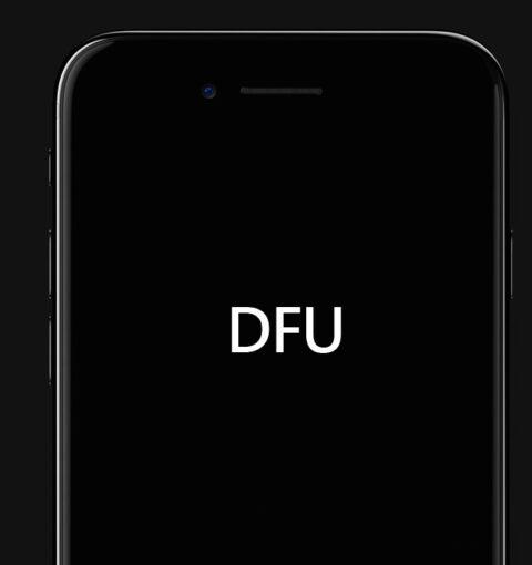 DFU режим iPhone