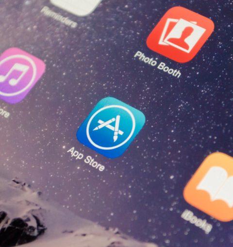 iOS на iPad