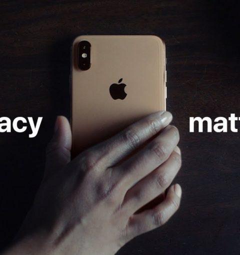 Приватность Apple