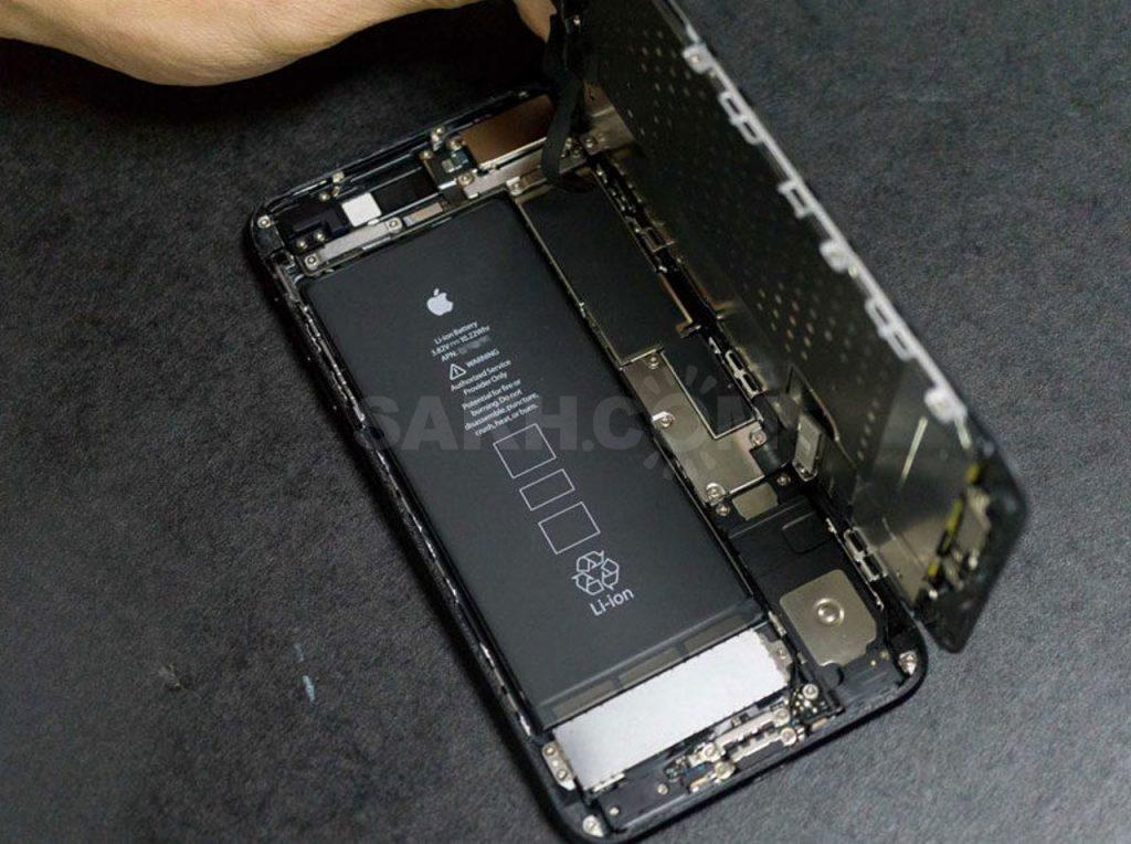Внутренности iPhone