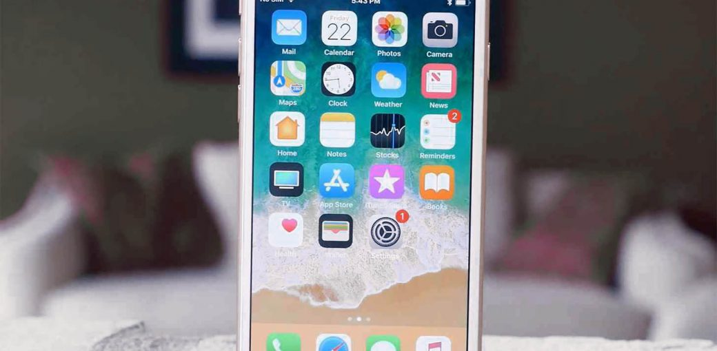 iPhone на iOS 12