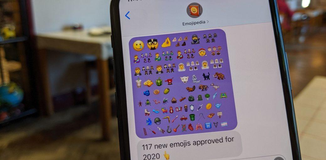 Новые Apple emoji из Unicode 13