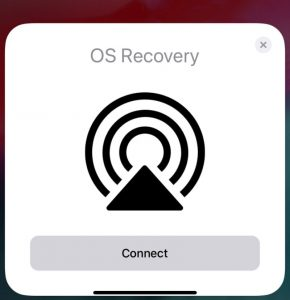 OS Recovery