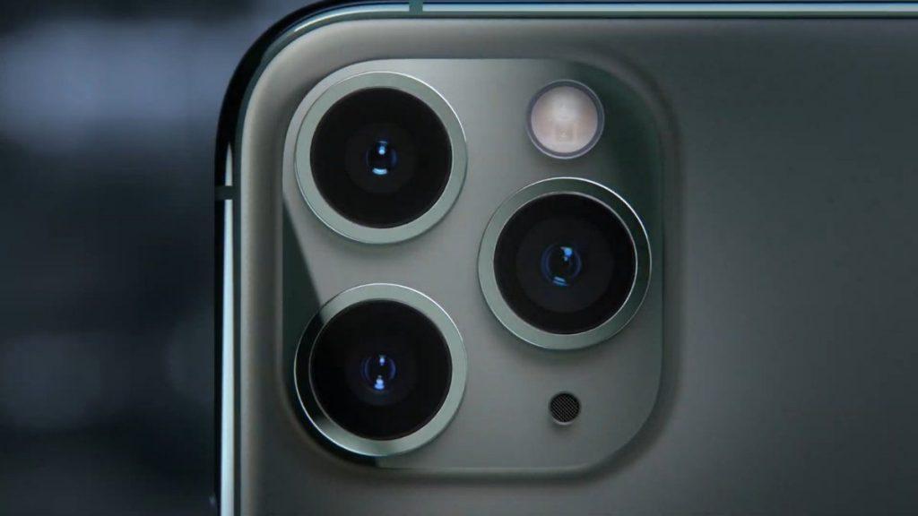 Модуль камеры iPhone 11 Pro