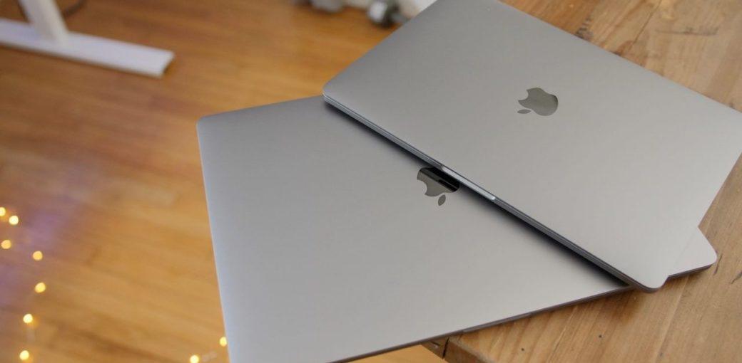 Два MacBook