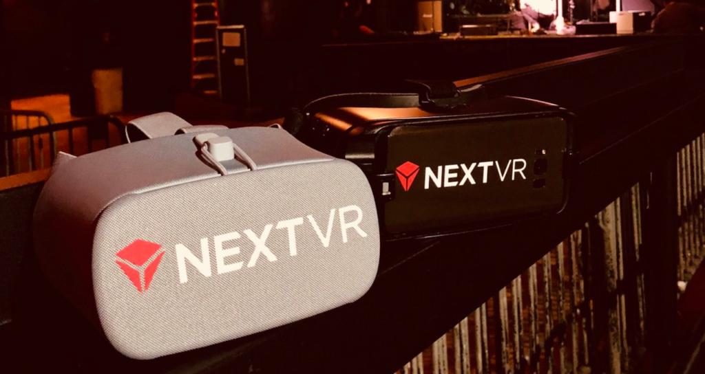 Шлем NextVR