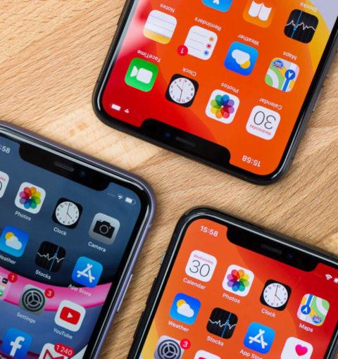 iOS 13 на iPhone 11, 11 Pro и 11 Pro Max