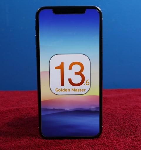 iOS 13.6 Golden Master