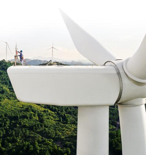 Ветряные турбины Apple