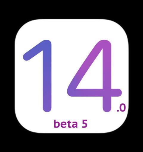 iOS 14.0 beta 5