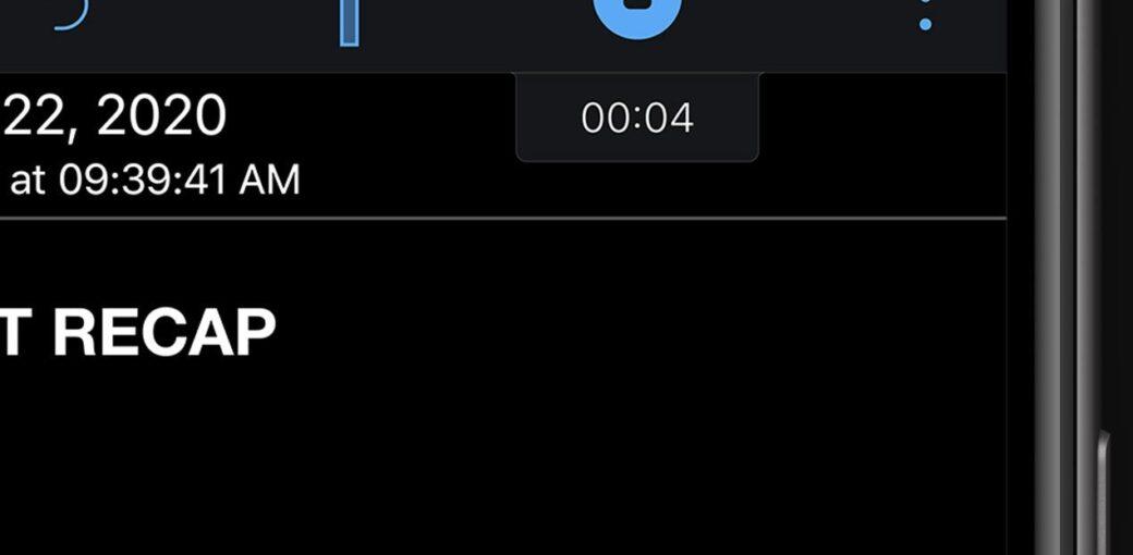 Индиктор работы камеры iOS 14