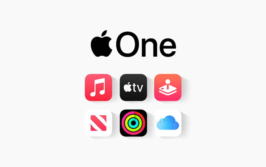 Подписка Apple One