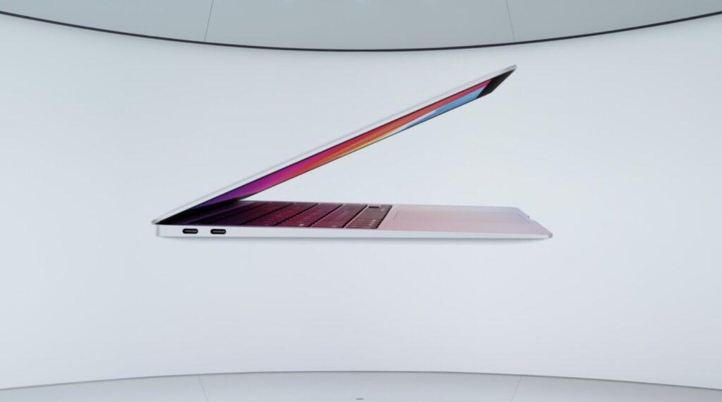 MacBook Air 2020 с M1
