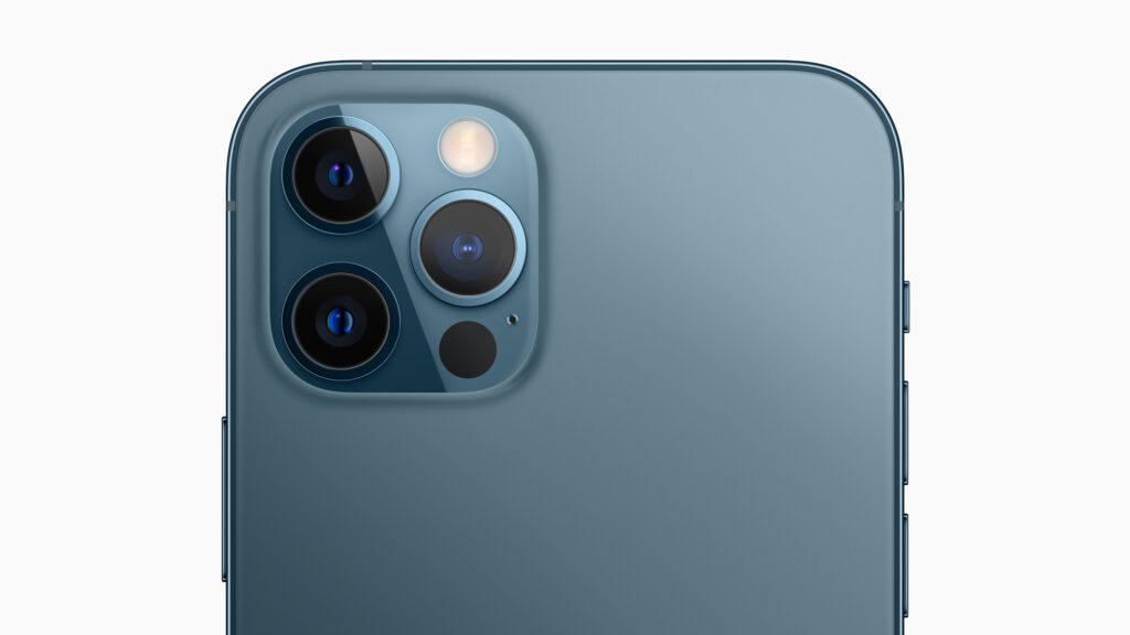 Блок камер iPhone 12 Pro