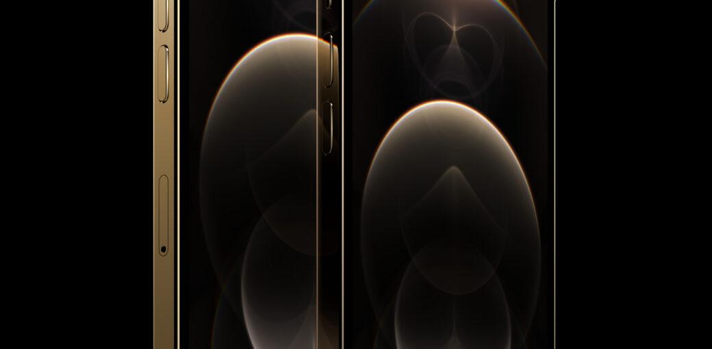 iPhone 12 Pro Max и iPhone 12 Pro