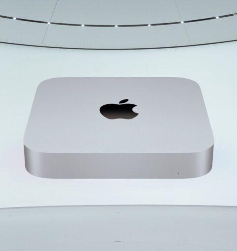 Mac Mini 2020 с M1