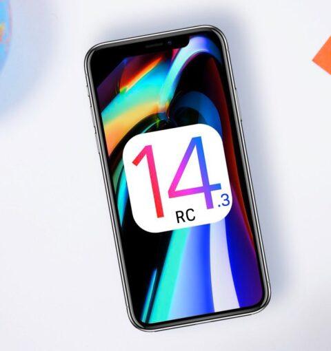 iOS 14.3 RC