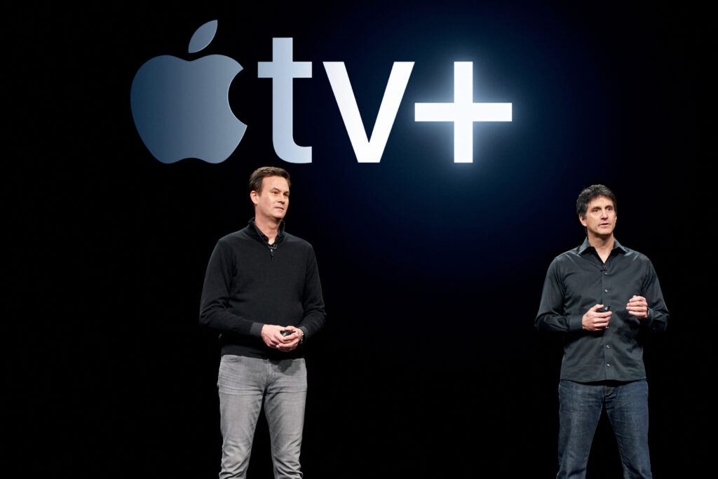 Презентация сервиса Apple TV+