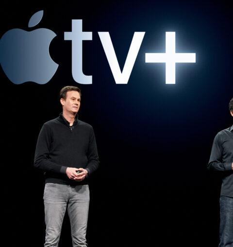 Презентация сервиса Apple TV+
