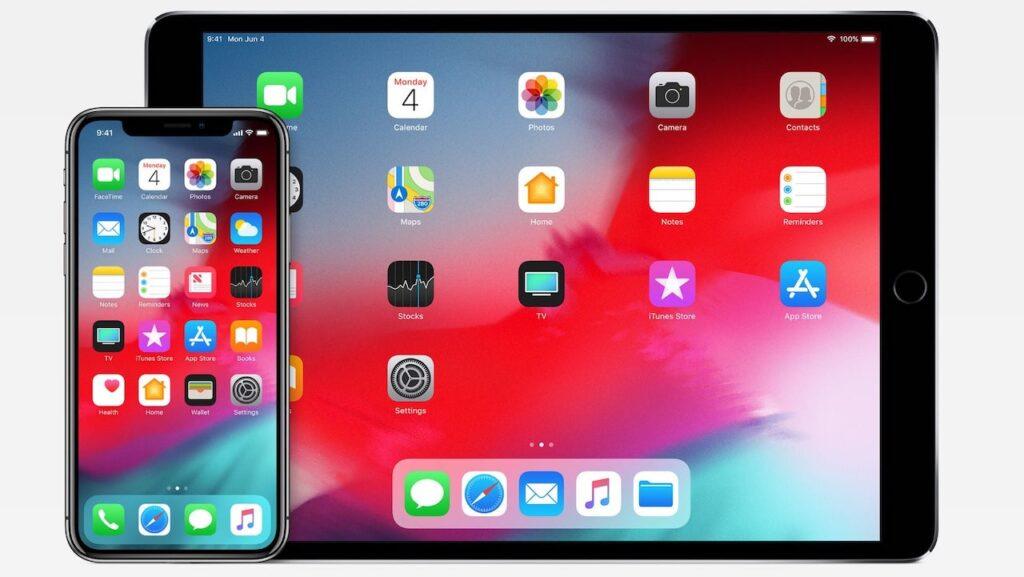iPhone и iPad на iOS 12