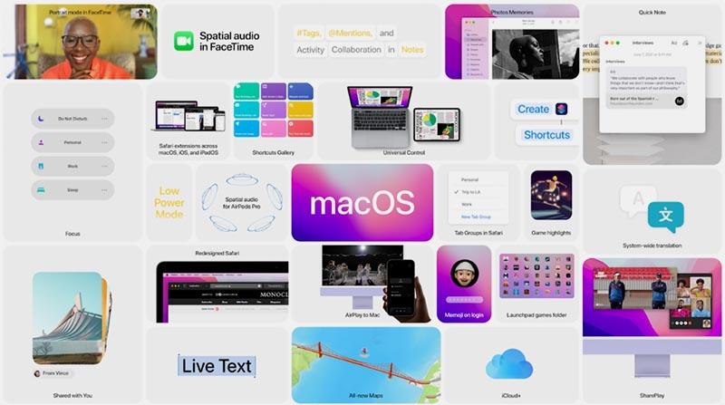 Про macOS 12 на WWDC 2021