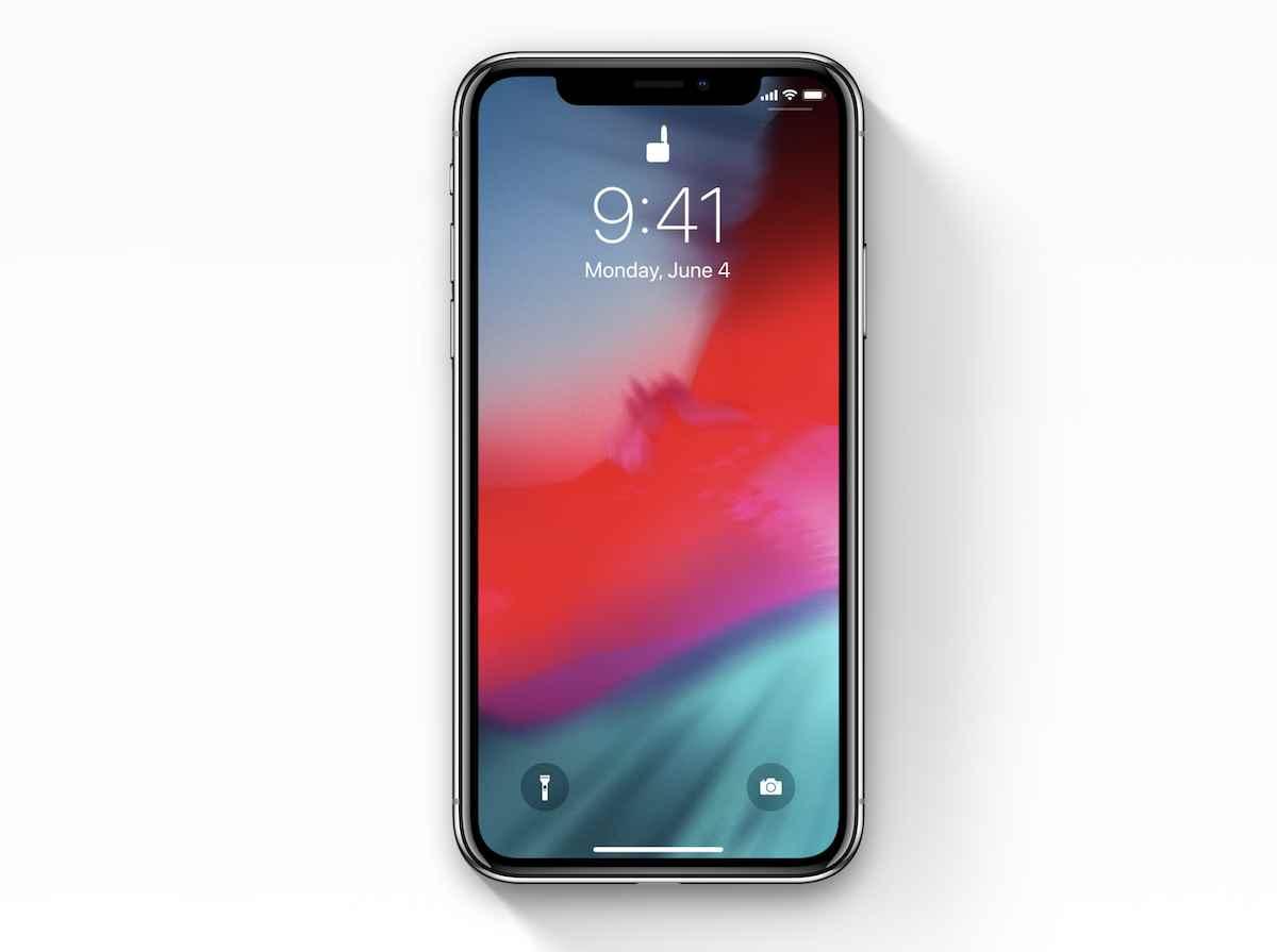 iOS 12 на iPhone
