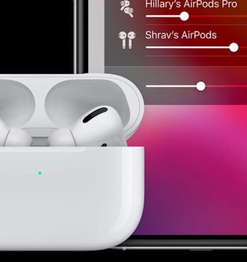 AirPods Pro и iPhone