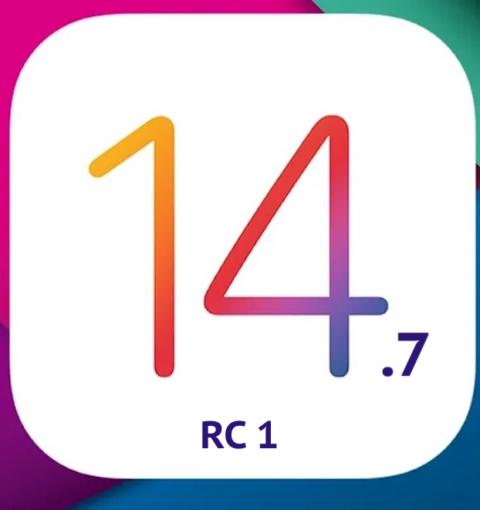 iOS 14.7 RC 1