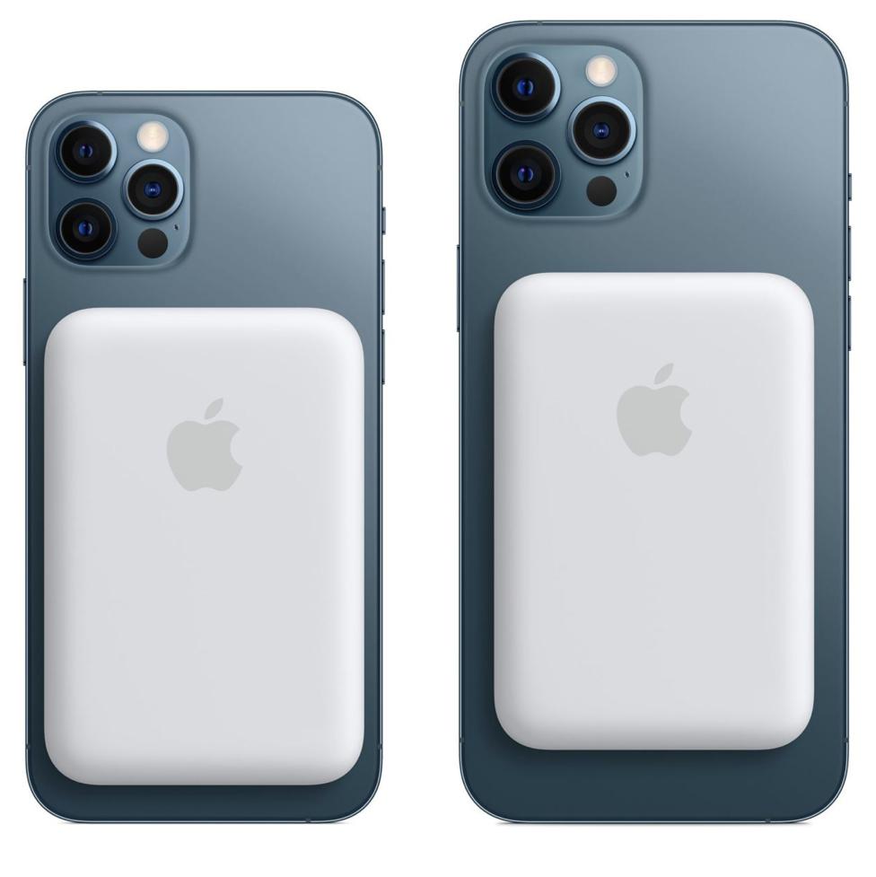 Внешний аккумулятор MagSafe от Apple