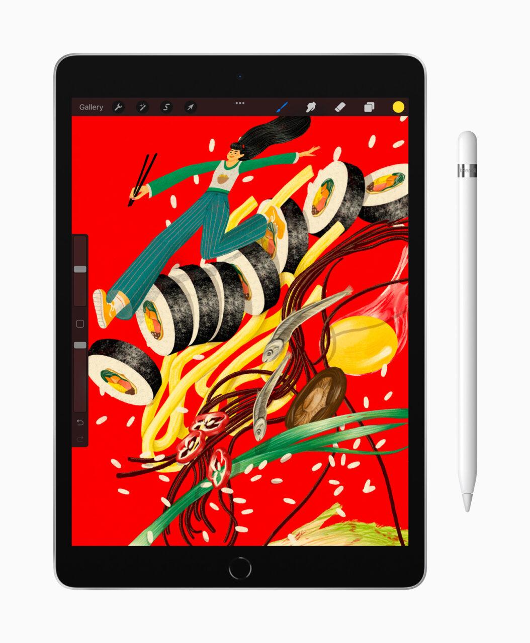 iPad 9 – го поколения