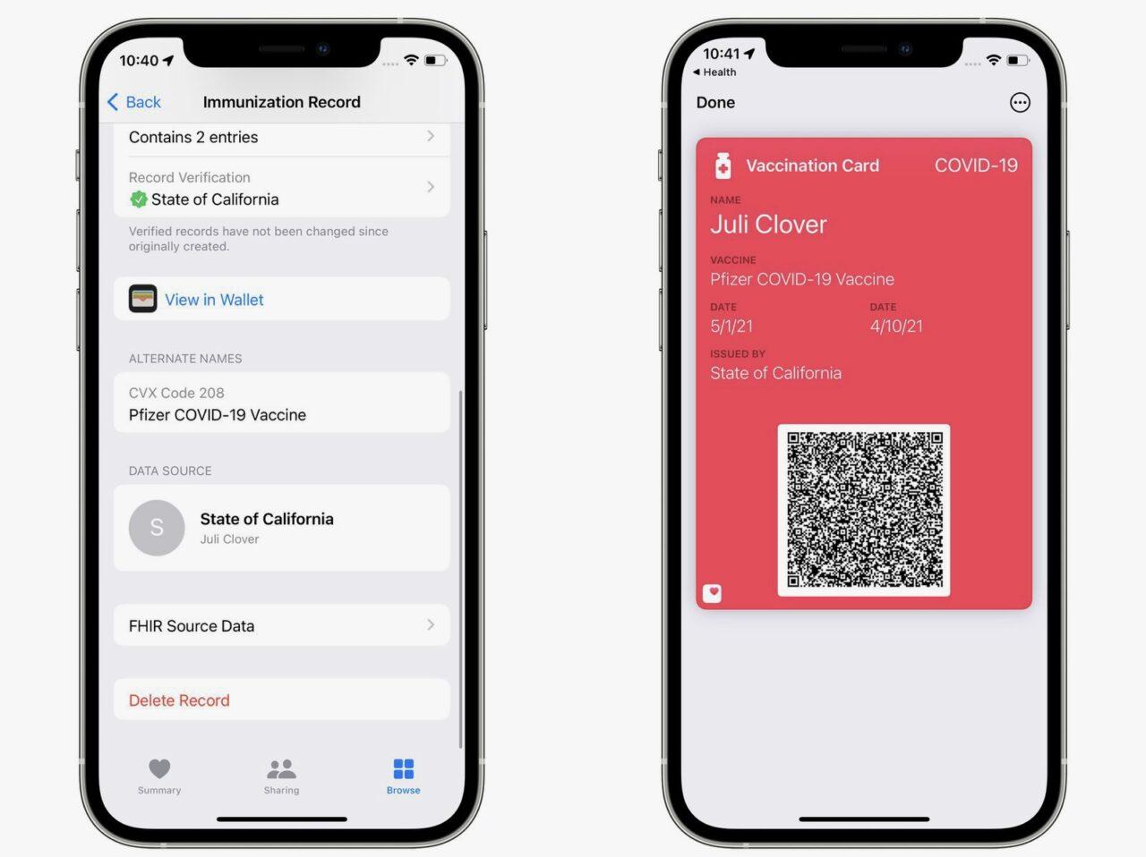 Новое в iOS 15.1 бета 1