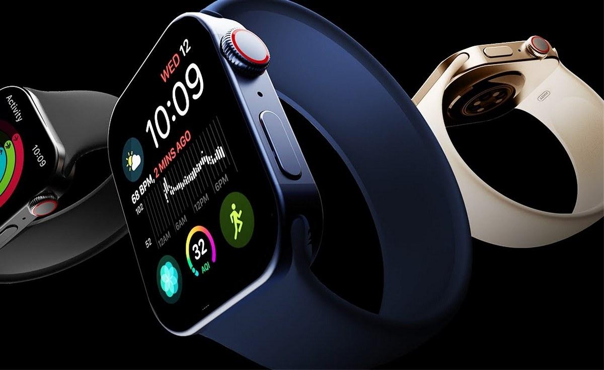 Предполагаемо Apple Watch Series 7