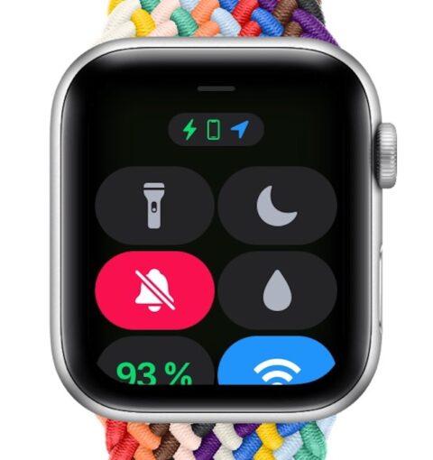 Apple Watch с watchOS 8